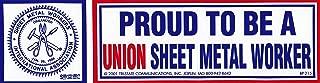 Best union sheet metal stickers Reviews