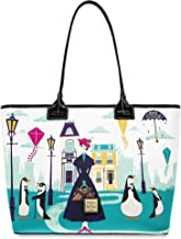 Disney Parks Mary Poppins Returns Tote by Dooney & Bourke