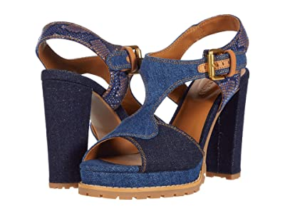 See by Chloe SB34012A (Denim Navy) Women