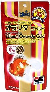 Hikari Oranda Gold - 100g Fish Food for Aquariums