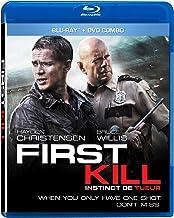 First Kill [Bluray + DVD] [Blu-ray] (Bilingual)