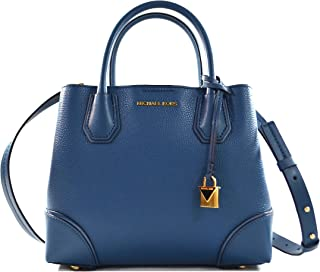 Mercer Gallery Small Pebbled Leather Satchel Bag