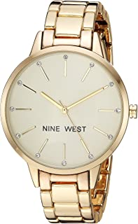 Reloj Nine West Fall Winter 2017 para Mujer 36mm, pulsera de