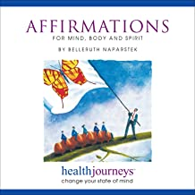 Positive Affirmations for Mind, Body and Spirit- Reprogramming Negative Thinking with Healthy, Realistic and Reachable Changes through Repeated Listening