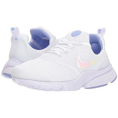 Nike Presto Fly (White/Barely Grape/Twilight Pulse) Women
