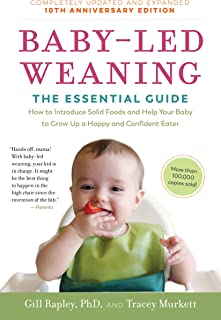 BABY-LED WEANING COMPLETELY UP