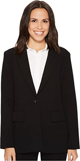 Ellen Tracy - Fitted Boyfriend Blazer