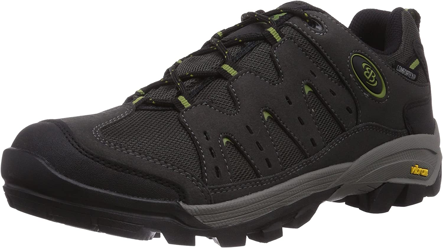 Bruetting Mount Evans Low S, Men's Low Rise Hiking shoes