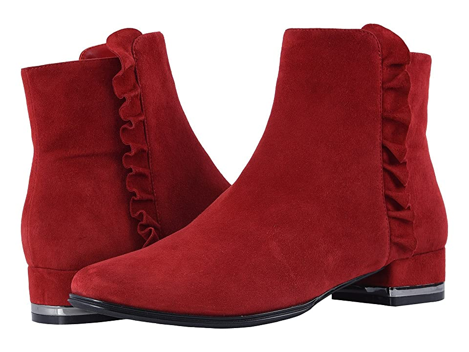 Vaneli Amoke (Red Suede) Women