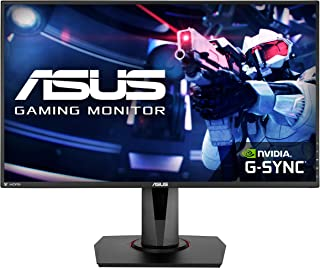 Asus Gaming Monitor - 27inch, Full HD, 0.5ms, G-SYNC Compatible, 165Hz - VG278QR