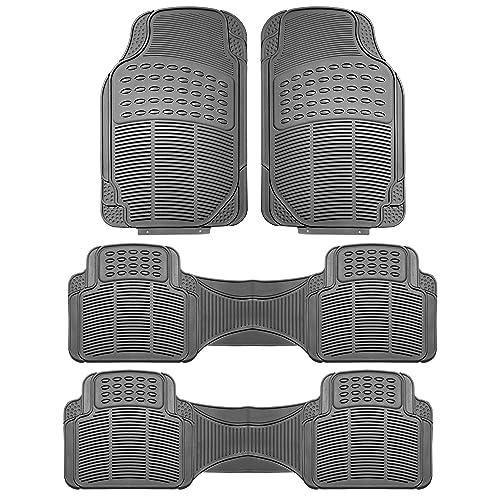 Black Classic Carpet 3D MAXpider L1TY14632209 Third Row Custom Fit Floor Mat for Select Toyota Sequoia Models