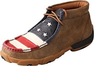 Twisted X Driving Loafers, Women's Driving Mocs - Bomber/Bomber