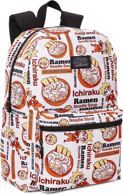 Naruto Shippuden Ramen Backpack