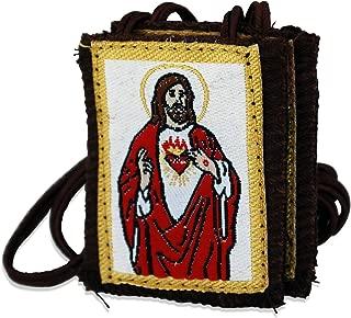 sacred heart scapular