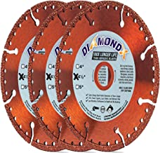 (3 PACK) All-Purpose 4 1/2-Inch (4.5