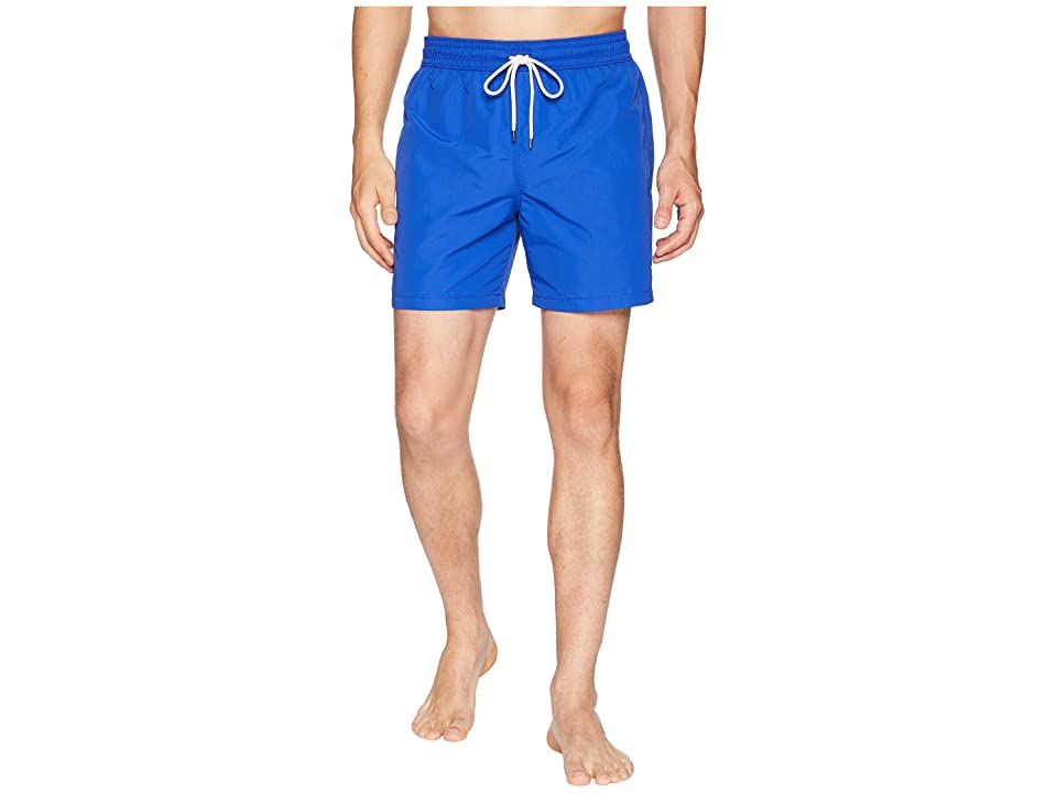 Polo Ralph Lauren Traveler Swim Shorts (Rugby Royal) Men