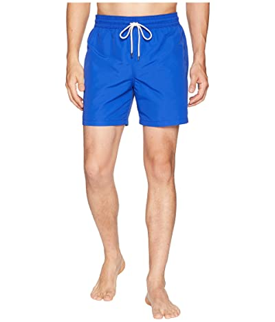 Polo Ralph Lauren Traveler Swim Shorts (Rugby Royal) Men
