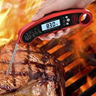 Akashi-Instant Read Digital Meat/Gourmet Food Thermometer Professional Super fast Waterproof...