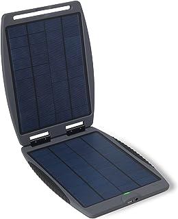 Powertraveller 5 V och 20 V bärbar solcellsladdare solgorilla, POWE-SG002