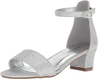 d5dac92e9cfeb Amazon.com  Silver - Sandals   Shoes  Clothing