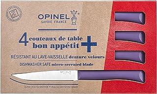 Opinel 254502 Juego de cuchillos de mesa, Acero