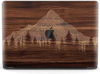 Mertak Hard Case Compatible with MacBook Pro 16 Air 13 inch Mac 15 Retina 12 11 2020 2019 2018 2017 Mountain Grain Landsca...