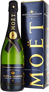 Moët & Chandon Nectar Impérial Champagne in Geschenkverpackung 1 x 0.75 l