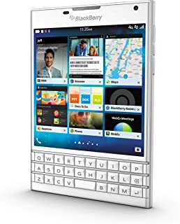 BlackBerry Passport (White 3GB/32GB)