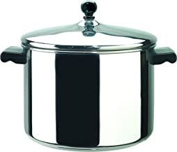 Farberware Classic Series Stainless Steel 8-Quart Covered Stockpot, Silver - 50006