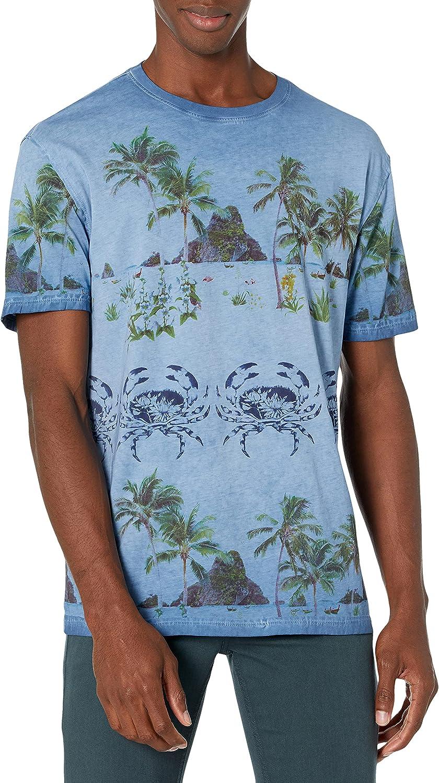 Desigual TS_Victor Camiseta para Hombre