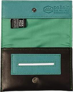 Pellein - Portatabacco in vera pelle Doc - Astuccio porta tabacco, porta filtri, porta cartine e porta accendino. Handmade...