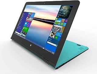 Ctroniq Y11 Notebook - Intel CherryTrail Z8350, 11.6 Inch, 32GB, 2GB, Windows 10, Cyan