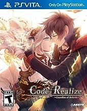 Jogo Code: Realize: Guardian of Rebirth - Ps Vita