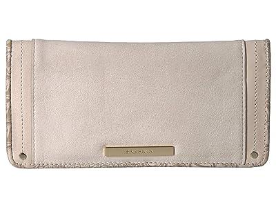 Brahmin Carson Ady Wallet (Stone) Bi-fold Wallet