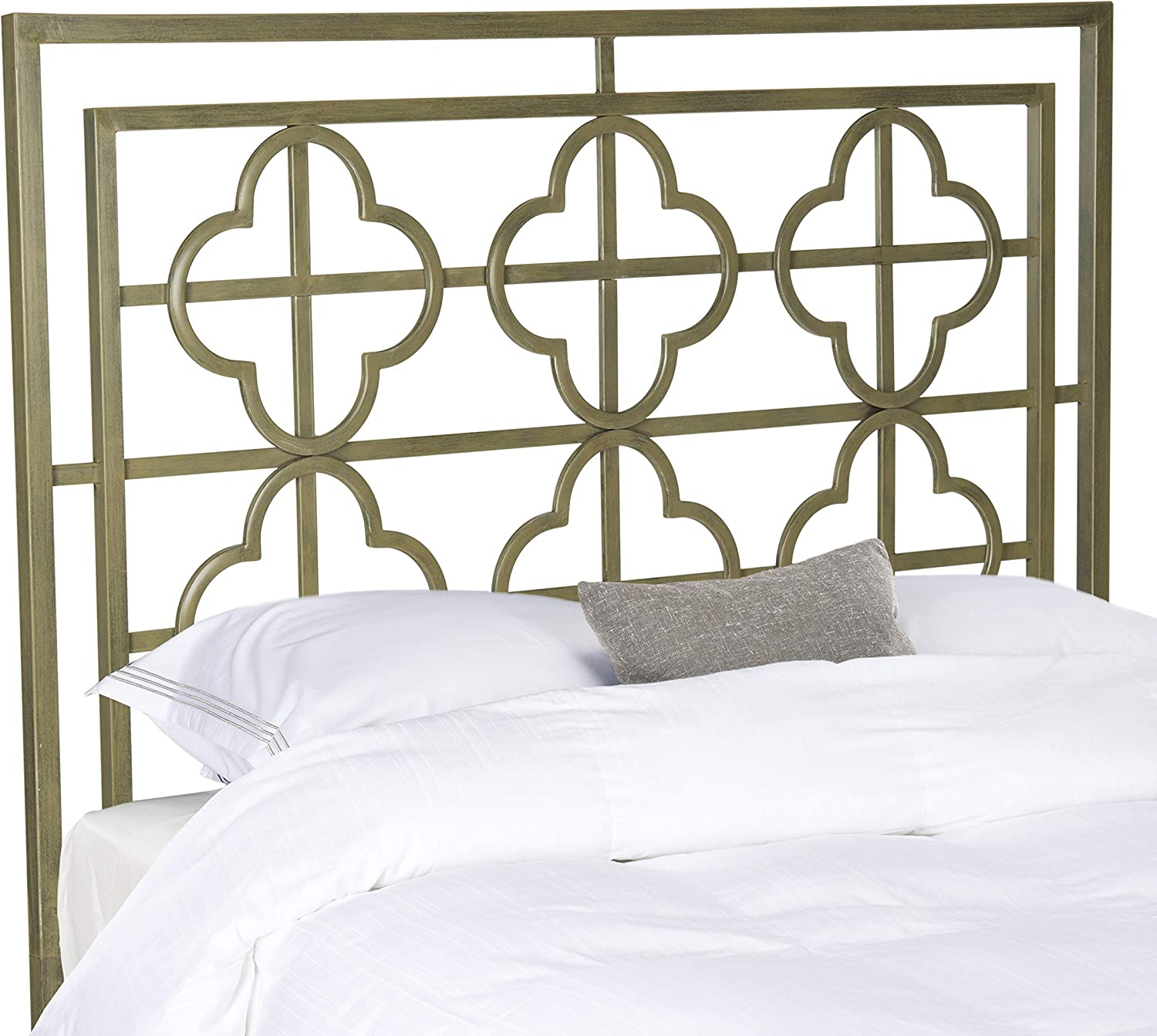 Safavieh Home Collection Popular product supreme Lucina Headboard French Silver Full