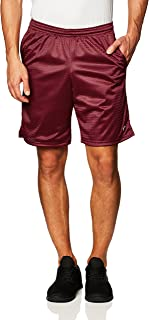 Champion Men's 9 Inch Mesh Short, C Logo