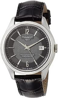 Tissot T-Classic Ballade Automatic Black Dial Mens Watch T108.408.16.057.00
