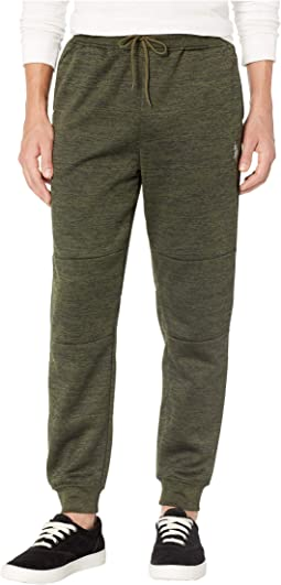 Haze Space-Dyed Fleece Joggers