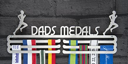 Runners Wall Dad's Medals Medal Hanger Display