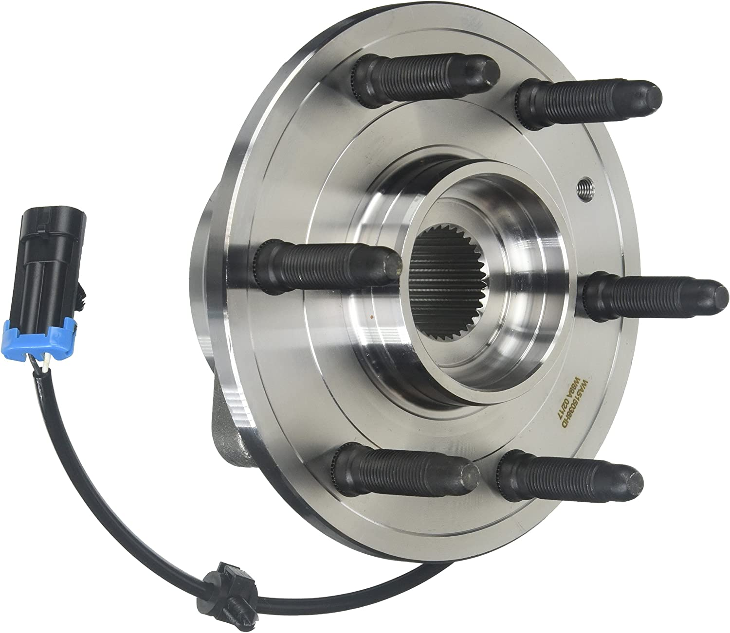WJB WA515036HD Front Wheel Hub At the price of surprise Timken Bearing Omaha Mall SP5 Cross Assembly