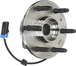 WJB WA515036HD Heavy Duty Version Front Wheel Hub Bearing Assembly Cross Timken SP500300 Moog 515036 SKF BR930304, 1 Pack