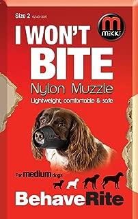 mikki muzzle sizes