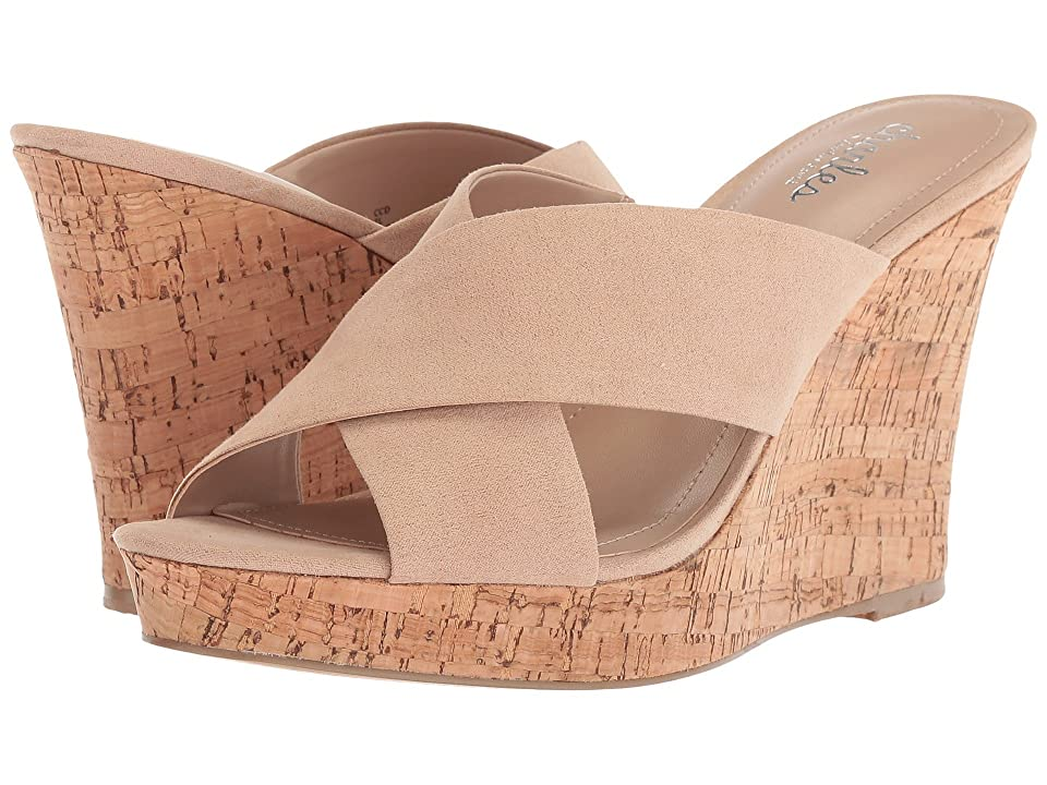 Charles by Charles David Latrice (Nude Microsuede) Women