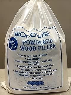 wood filler powder
