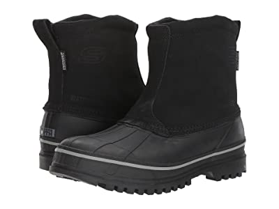 SKECHERS Revine (Black) Men