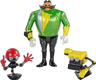 SONIC 3 Figure Diorama - Parallel Universe Villain, Cubot & Orbot
