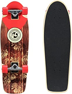 "Kryptonics in-Lay Cruiser 28"" Skateboard"
