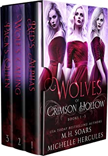 Wolves of Crimson Hollow Collection: Books 1 - 3