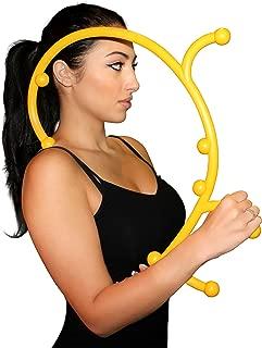 Nayoya Back Hook Massager - Patented Self Massager