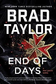 End of Days: A Pike Logan Novel (Pike Logan, 16)